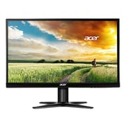 "Acer® G7 G257HL bmidx 25"" LED LCD Monitor, Black"