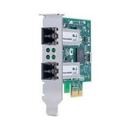 Allied Telesis™ AT-2911SX/2LC-901 LC Male Single-mode PCI-Express Gigabit Network Adapter