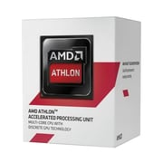 AMD Athlon APU 5370 Processor, 2.2 GHz, Quad-Core, 2MB Cache (AD5370JAHMBOX)