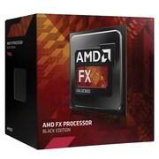 AMD FX Black Edition FX-8370E Processor, 3.3 GHz, Octa-Core, 8MB Cache (FD837EWMHKBOX)