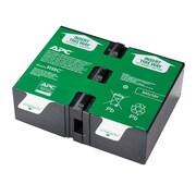 APC® Sealed Lead Acid UPS Replacement Battery Cartridge, Black (APCRBC124)