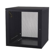 APC® AR112 Black Wall Mount Cabinet for NetShelter WX Enclosure
