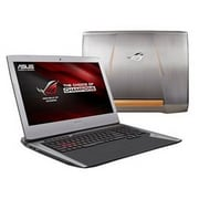 "ASUS® ROG G752VY-DH72 17.3"" Laptop, LCD, Intel Core i7-6700HQ, 1TB HDD/256GB SSD, 32GB RAM, Windows 10"
