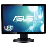 "ASUS® VE198TL 19"" LED LCD Monitor, Black"