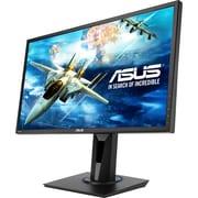 """ASUS® VG245H 24"""" LED LCD Monitor, Black"""