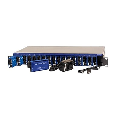 B&B 850-13086 18-Slot Media Converter Chassis