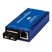 B&B 855-11625 RJ-45 to SC Port Fast Ethernet Most Reliable Switching Media Converter