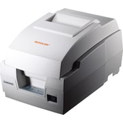 BIXOLON® SRP-270 4.6 ips Monochrome Dot Matrix Desktop Receipt Printer, Ivory