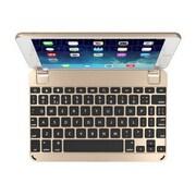 Brydge Mini II BRY5103 Aluminum Keyboard for iPad Mini 4, Gold