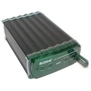 Buslink CipherShield 500GB 5 Gbps USB 3.0/eSATA External Hard Drive, Black/Gray (CSE-500-U3)