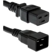 Cisco® CAB-C19-CBN= Jumper 9' Power Cord for UCS 5108 Blade Server Chassis