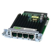 Cisco® 4-Port FXS/DID Voice/Fax Interface Card for 3900 Series Routers (VIC3-4FXS/DID=)
