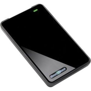 CMS CE Secure DiskVault Traveler Edition 500GB 640 Mbps USB 3.0 External Hard Drive, Black (CE-DVLTF-500)