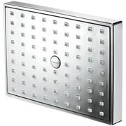 Conair® Pouring Rain Wall Mount Shower Head, Silver (CHW1)