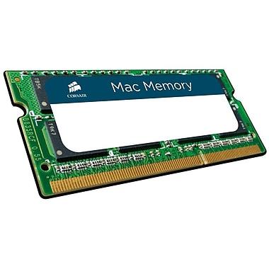 Corsair® CMSA8GX3M1A1333C9 8GB (1 x 8GB) DDR3 SDRAM SODIMM DDR3-1333/PC3-10600 MacBook RAM Module