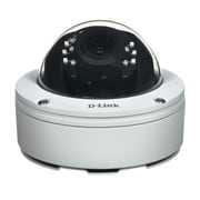 D-Link® DCS-6517 Wired Outdoor Dome Network Camera, Night Vision, White