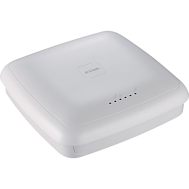 D-Link® DWL-3600AP 300 Mbps Wireless N PoE Unified Access Point