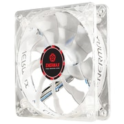Enermax Everest Advance LED Cooling Fan, 1600 RPM, Blue (UCEVA12T)