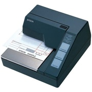 Epson® TM-U295 2.1 ips Monochrome Dot Matrix Receipt Printer, Serial, Dark Gray