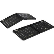 Ergoguys Wireless USB Bluetooth Mobile Keyboard, Black (GTP-0044W)