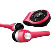 Ergoguys Noisehush Clip On NS560-11980 In-Ear Bluetooth Headset, Pink