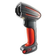 Honeywell® Granit™ 1981i Wireless Industrial-Grade Full-Range Area-Imaging Barcode Scanner, Gray/Orange (1981IFR-3)