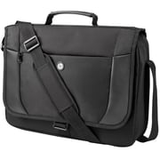 "HP® Essential Foam Messenger Carrying Case for 17.3"" Notebook (H1D25AA)"