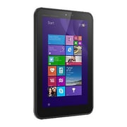 "HP® 408 G1 L4A34UT#ABA 8"" Tablet, 64GB, Windows 8.1 Pro, Graphite Black"