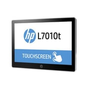 """HP® L7010t 10.1"""" LED LCD Retail Touch Monitor, Black"""