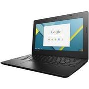 "Lenovo® N22 80S60005US 11.6"" Notebook, LED, Intel Celeron N3050, 64GB SSD, 4GB RAM, Windows 10 Pro"