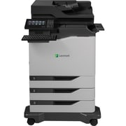 Lexmark™ CX820 Series CX820DTFE Color Laser Multifunction Printer, 42KT077, New