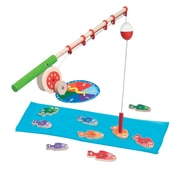 Melissa & Doug Catch and Count Magnetic Fishing Rod Set, 3 - 5 Years (5149)