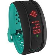 Mio Global FUSE Regular Heart Rate Monitor and Activity Tracker Wristband, Aqua (59P-REG-INT)
