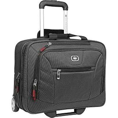 OGIO Roller RBC Black Pindot Travel/Luggage Case