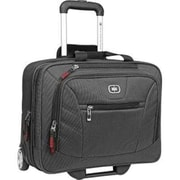 OGIO® Roller RBC Black Pindot Travel/Luggage Case (117055.317)