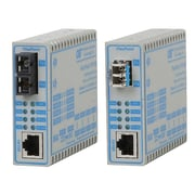 Omnitron FlexPoint™ 4342-2 10/100 RJ-45 to Fast Ethernet Fiber Media Converter