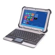 Panasonic® iKey IK-PAN-FZM1-LC Folding Keyboard for FZ-M1 Tablet