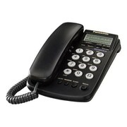 Panasonic® KX-TSC11B Standard Phone, Black