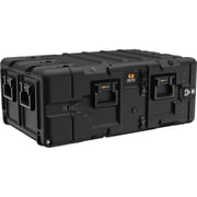 Pelican™ Hardigg Super V Series 5U Rack Mount Shipping Case, Black (SUPER-V-11U-SAE)