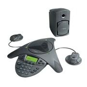 Polycom 2200-07142-001 Soundstation VTX 1000 Conference Phone, Black