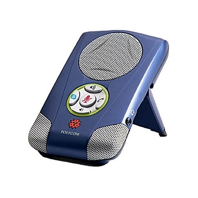 Polycom 2200-44040-001 Speaker IP Phone, Gray