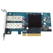 Qnap® LAN-10G2SF-MLX Dual-Port 10GbE SFP+ Network Expansion Card