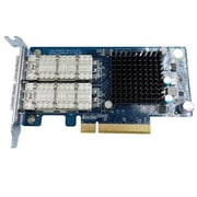 Qnap® LAN-40G2SF-MLX Dual-Port 40GbE SFP+ Network Expansion Card