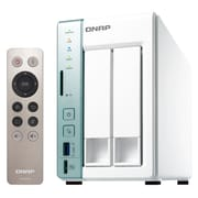 Qnap® TS-251A-2G-US Personal Cloud 2 Bays SAN/NAS Server