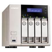 Qnap® Turbo TVS-463-8G-US AMD X86 Based 4 Bays NAS Server
