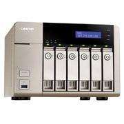 Qnap® Affordable TVS-663-8G-US 6 Bays NAS Server