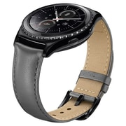 Samsung Smartwatch Band for Gear S2 Classic, Gray (ET-SLR73MSEBUS)