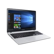 """Samsung 15.6"""" Notebook 5, LCD, Intel Core i7-6500U, 1TB HDD/128GB SSD, 8GB RAM, Windows 10 Home"""