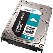 Seagate Enterprise Capacity ST5000NM0084 5TB SATA 6 Gbps Internal Hard Drive, Silver