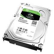 Seagate BarraCuda ST500DM009 500GB SATA 6 Gbps Internal Hard Drive, Silver